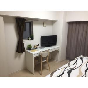 墨田區横網-1K公寓大廈 房間格局