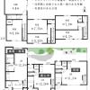 2LDK House to Buy in Kyoto-shi Minami-ku Floorplan