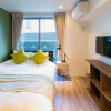 1R Serviced Apartment to Rent in Ota-ku Bedroom