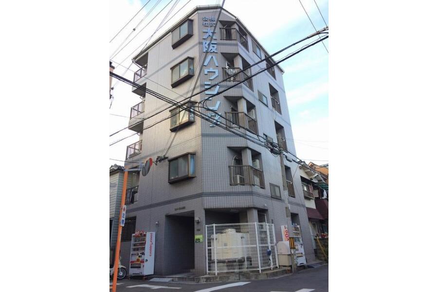 1R Apartment to Rent in Osaka-shi Higashiyodogawa-ku Exterior