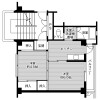 2K Apartment to Rent in Hamamatsu-shi Tenryu-ku Floorplan