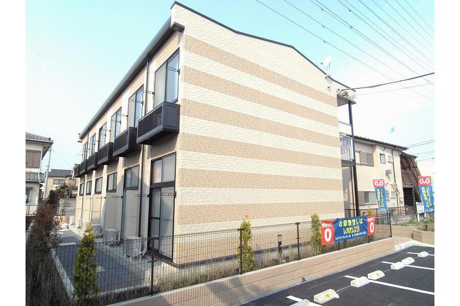 1K Apartment to Rent in Kitamoto-shi Interior