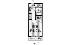1R {building type} in Owadamachi - Hachioji-shi