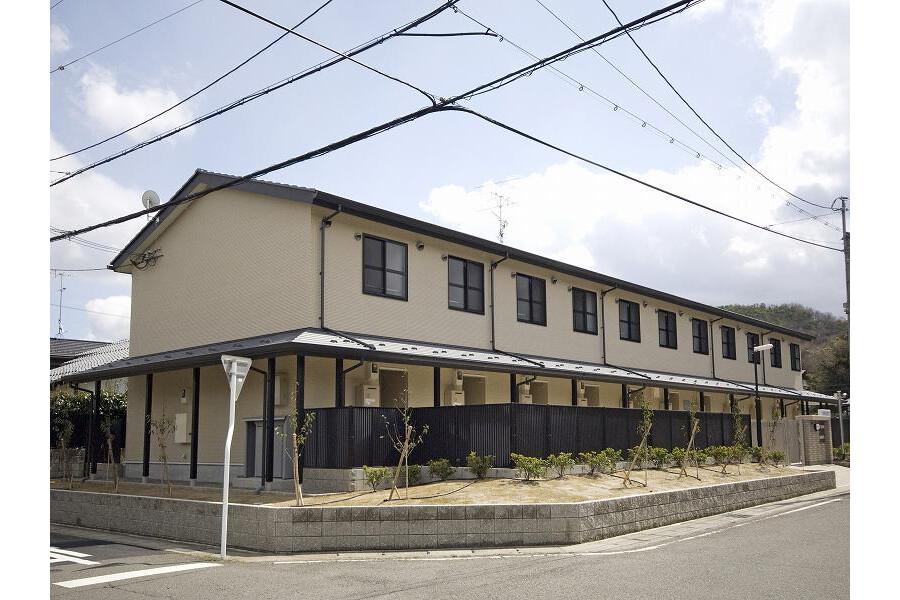 1LDK Apartment to Rent in Kyoto-shi Sakyo-ku Exterior