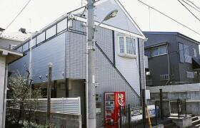 大田区 上池台 1K アパート