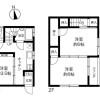 3K House to Buy in Koto-ku Floorplan