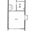 1K Apartment to Buy in Suginami-ku Floorplan