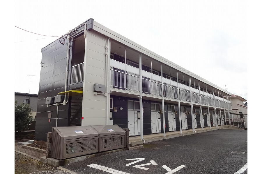 1K Apartment to Rent in Yachimata-shi Exterior