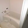 3K Terrace house to Rent in Sakai-shi Kita-ku Bathroom