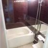 1R Apartment to Rent in Minato-ku Bathroom
