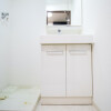 1K Apartment to Rent in Yokohama-shi Nishi-ku Washroom
