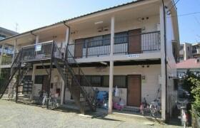 川崎市中原区下小田中-2DK公寓