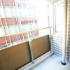 1LDK Apartment to Rent in Shibuya-ku Balcony / Veranda