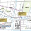 1K Apartment to Rent in Koto-ku Access Map