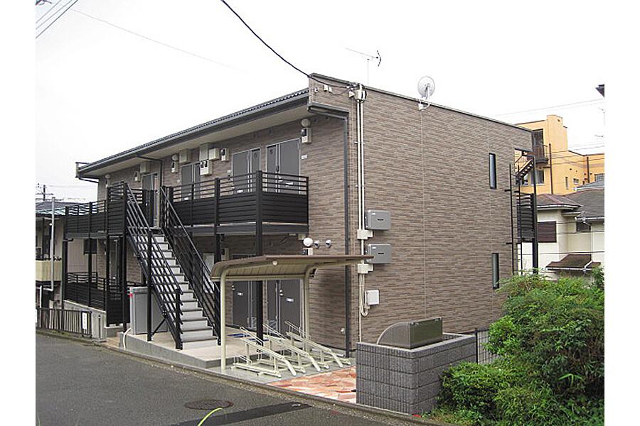 1K アパート 横浜市南区 外観