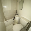 1R Apartment to Rent in Osaka-shi Sumiyoshi-ku Washroom