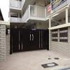 1K Apartment to Rent in Osaka-shi Asahi-ku Outside Space
