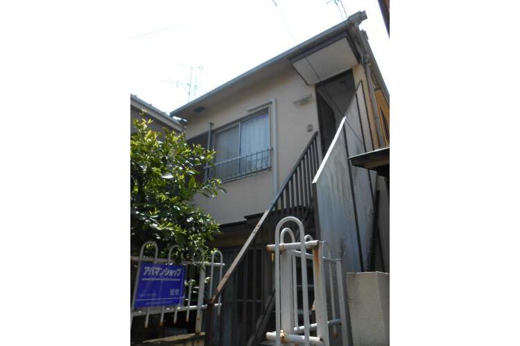 1R 아파트 to Rent in Meguro-ku Exterior