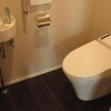 1SLK Apartment to Rent in Minato-ku Washroom