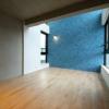 在目黒區內租賃1LDK 公寓大廈 的房產 起居室