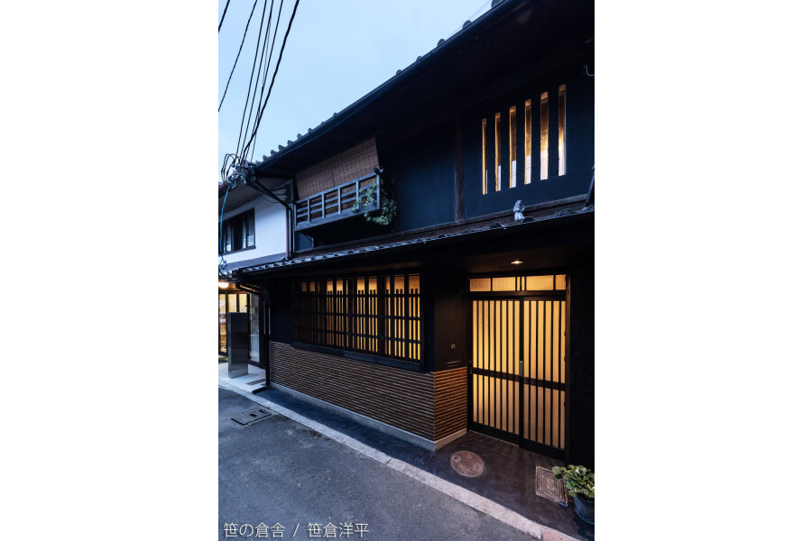 2LDK House to Buy in Kyoto-shi Kamigyo-ku Exterior