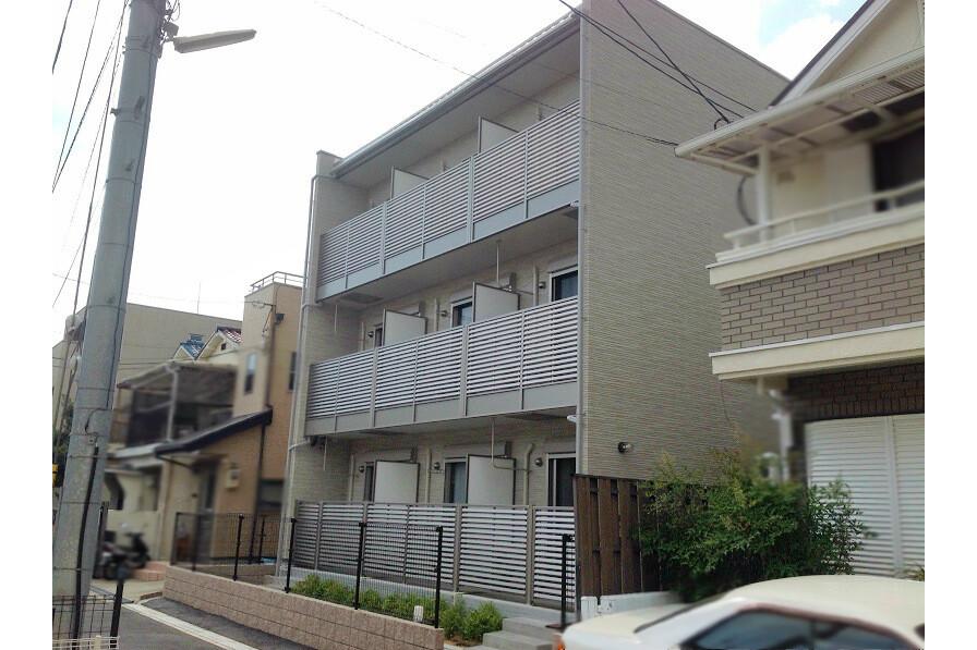 在神戸市中央區內租賃1K 公寓大廈 的房產 戶外