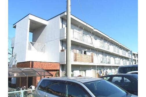 3DK Apartment to Rent in Machida-shi Exterior