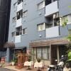 在新宿區購買1DK 公寓大廈的房產 戶外