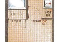 福岡市博多区中呉服町-1K{building type}