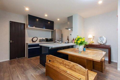 4LDK House to Buy in Osaka-shi Higashinari-ku Living Room