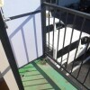 1R 아파트 to Rent in Toshima-ku Balcony / Veranda