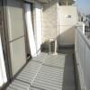 2LDK Apartment to Rent in Koto-ku Balcony / Veranda