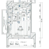1R Apartment to Buy in Sumida-ku Floorplan