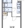 1K アパート 渋谷区 内装