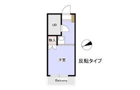 所沢市小手指南-1K{building type}
