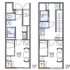 1K Apartment to Rent in Hakodate-shi Floorplan