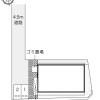 1K Apartment to Rent in Nishinomiya-shi Layout Drawing