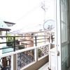 2LDK Apartment to Rent in Setagaya-ku Balcony / Veranda