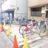 1R Apartment to Rent in Osaka-shi Minato-ku Common Area