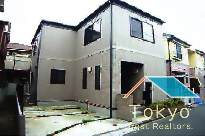 3LDK House to Rent in Nakano-ku Exterior