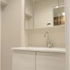 在港区购买1LDK 公寓大厦的 盥洗室