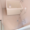 1LDK Apartment to Rent in Arakawa-ku Bathroom