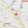 2SLDK Apartment to Rent in Ota-ku Map