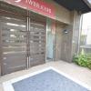 1K Apartment to Rent in Osaka-shi Abeno-ku Entrance
