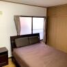 1LDK マンション 渋谷区 ベッドルーム