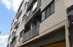 中野区中央-2DK公寓大厦