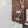 在台东区内租赁1R 公寓大厦 的 浴室