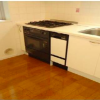 1LDK Apartment to Rent in Minato-ku Kitchen