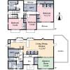 4SLDK House to Buy in Setagaya-ku Floorplan