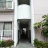 1R Apartment to Rent in Nakano-ku Building Entrance